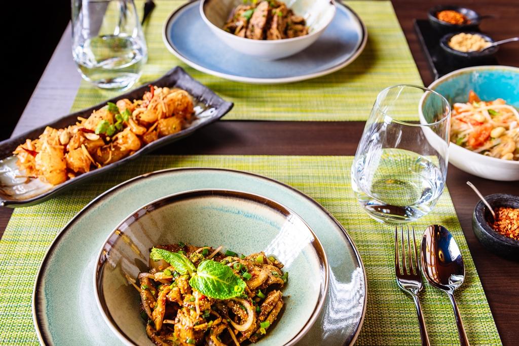 Blue Monkey Organic Thai Restaurant